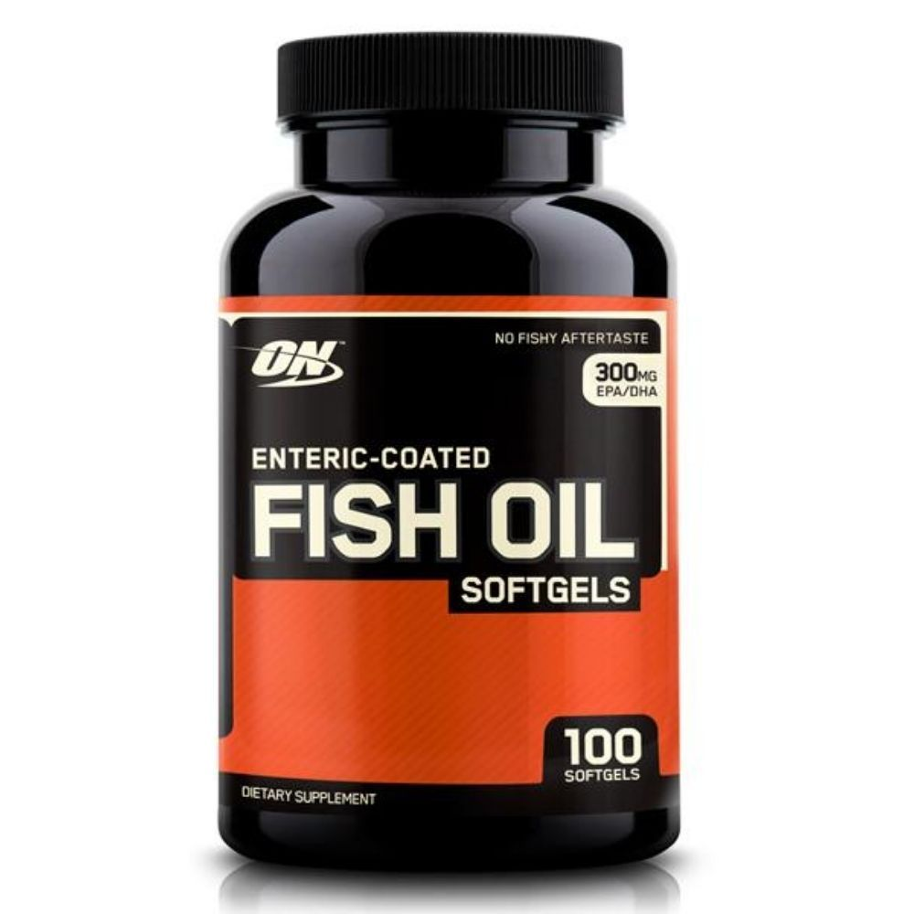 Витамины Optimum Nutrition Fish Oil 100 softgels